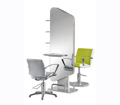 Hairdressing Styling unit DIAGONAL ISLAND PLUS