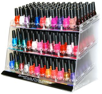 Nail Polish Professional Sinful Colors 36 colors