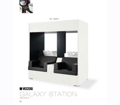 Shampoo Chair Galaxy Station Vezzosi