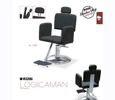 Barber Chair Logicaman Vezzosi
