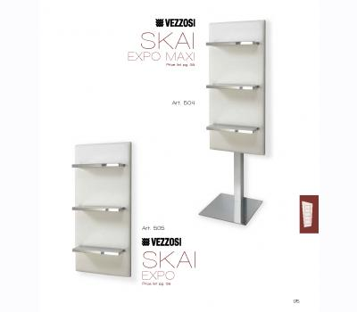 Salon Cupboard Skai Expo Maxi Vezzosi