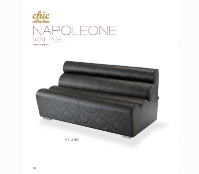 Hairdressing Sofa Chic Napoleone Waiting Vezzosi